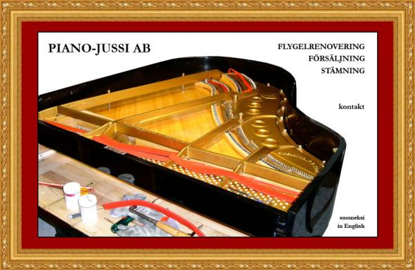Piano-Jussi & Serviceline AB