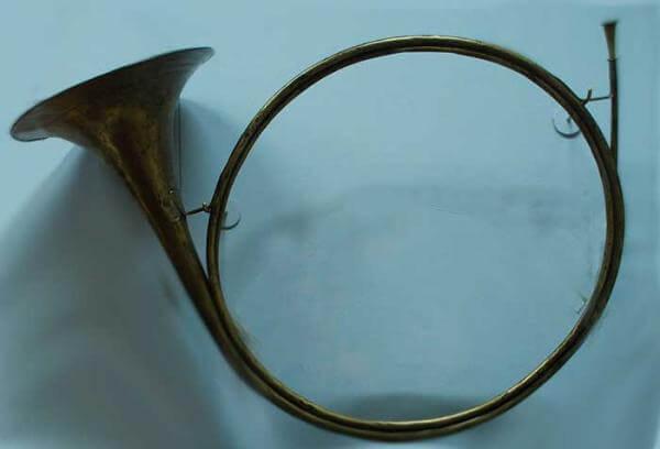 Horn från 1800-talet