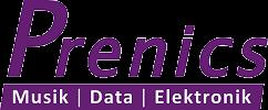 Prenics Musik, Data & Elektronik