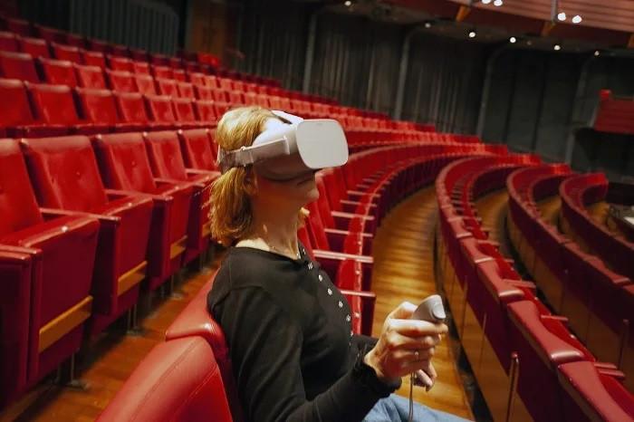 Wagner i unik VR-upplevelse