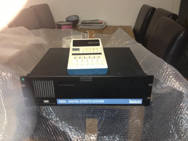 Lexicon 480L med Larc