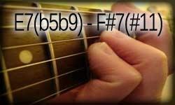 Gitarrackord 9