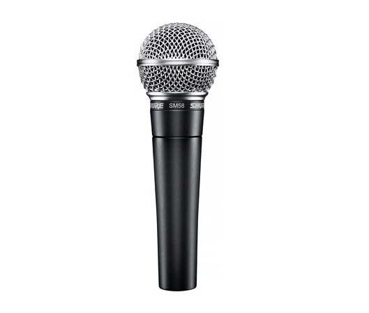 Shure SM58 Dynamisk mikrofon