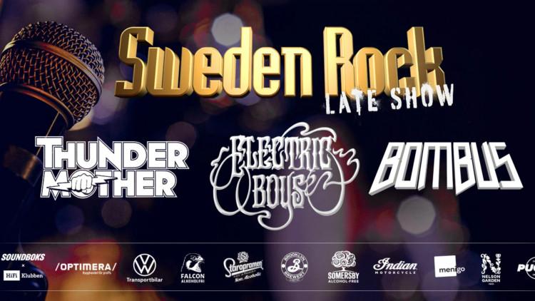 Sweden Rock lanserar nytt streamat koncept via VOYD