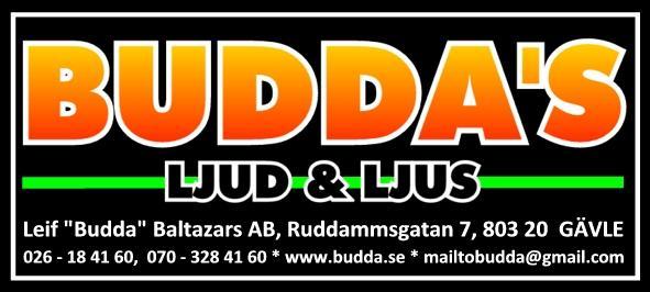 BUDDA's Ljud & Ljus