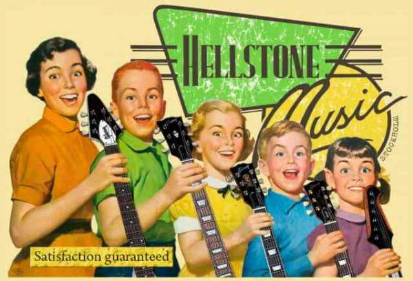 Hellstone Music Sven Hellsten