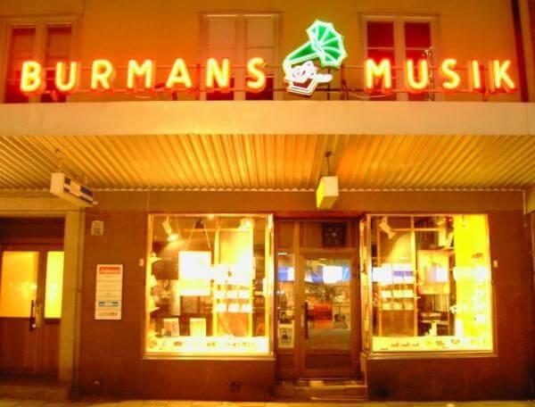 Burmans Musik AB