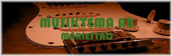 Musiktema i Mariestad AB