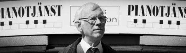 Pianotjänst Hans Andersson
