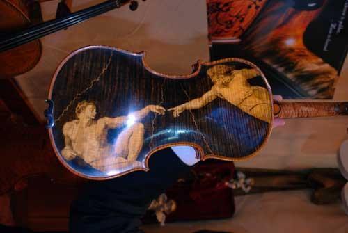 En vacker violin