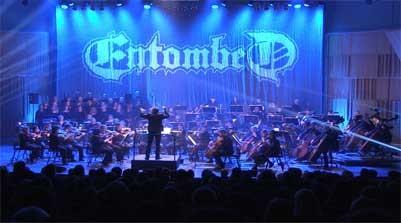 Unik Clandestine-konsert