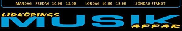 Lidköpings Musikaffär Gollmer Audio