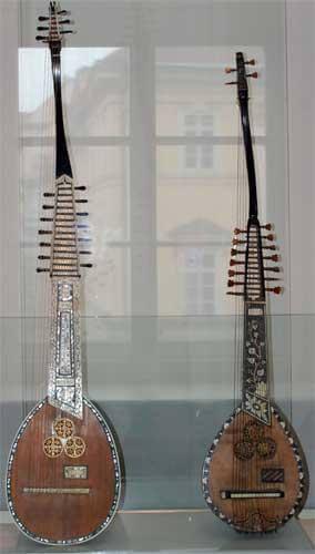 Chittarone från andra halvan av 1800-talet
