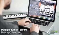 Ny distanskurs i Musikproduktion