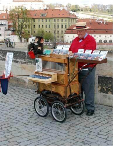 Positivhalare i Prag 2012