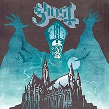 Metal band Ghost