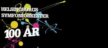 Helsingborgs Symfoniorkester fyller 100 år