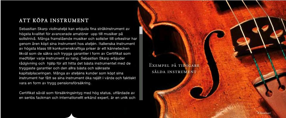 Sebastian Skarp Violinatelje